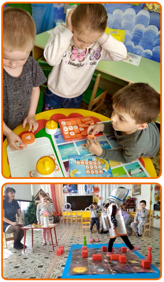 Matatalab in Russia kindergarten