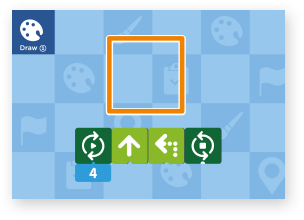 Square Icon on Programming Toys - Matatalab