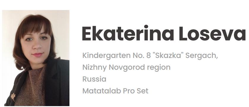Russia preschool teacher