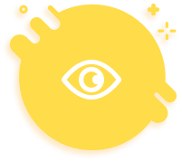 Eye Logo on Robot Screenless - Robotics for Kids - Matatalab