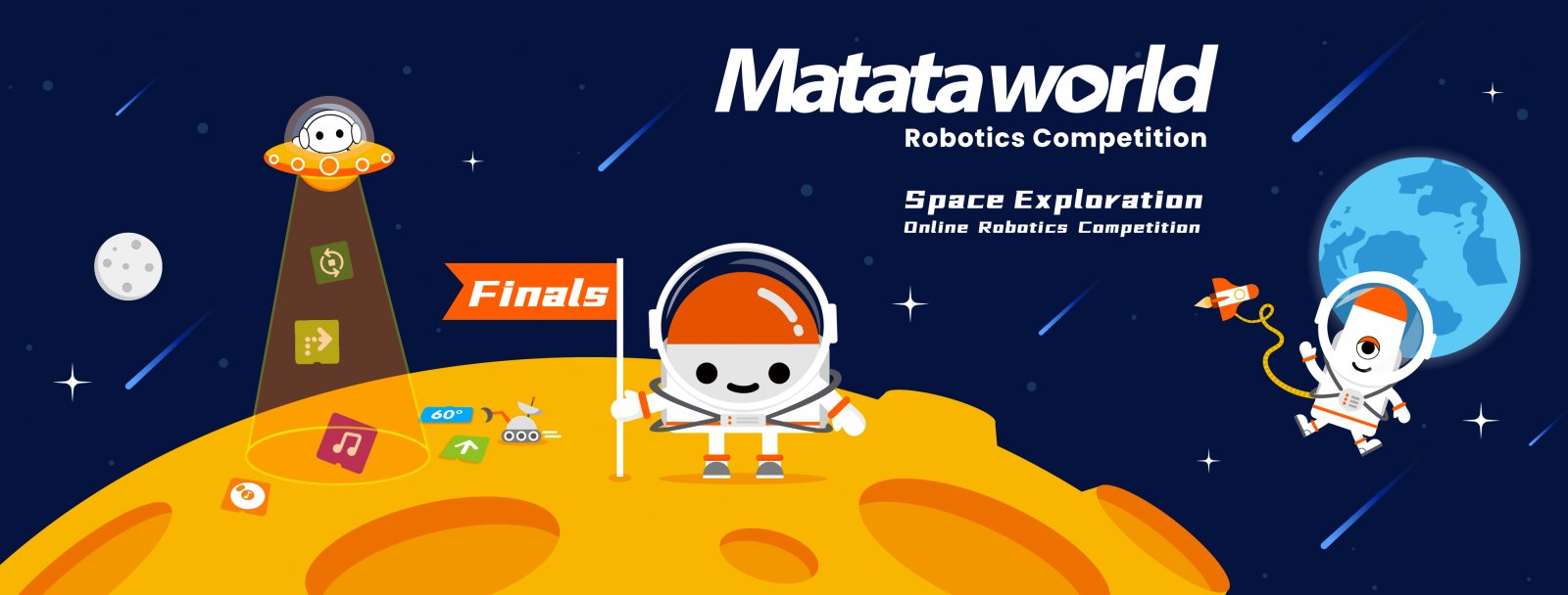 Matatalab Competition Space Exploration