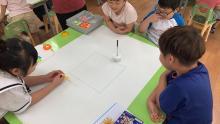 korean primary school using matatalab2