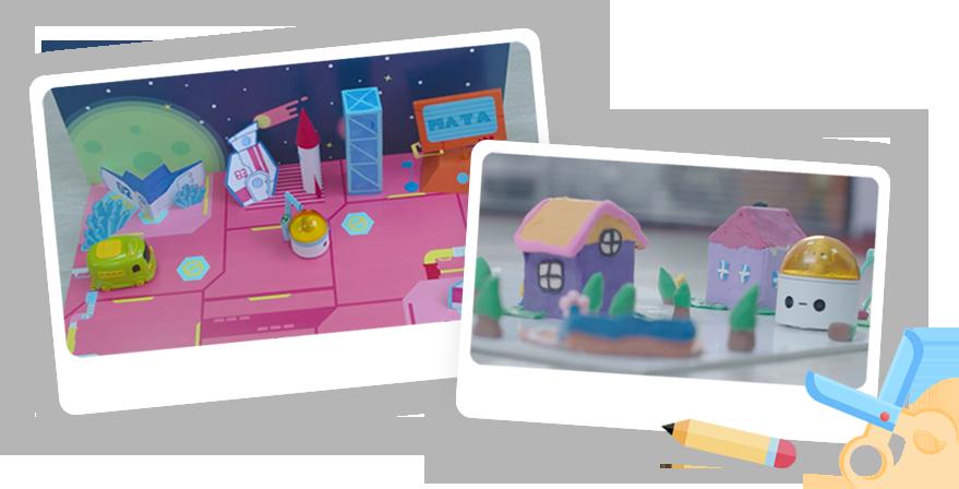 Build Matatalab Robot Families - STEM Toys - Matatalab