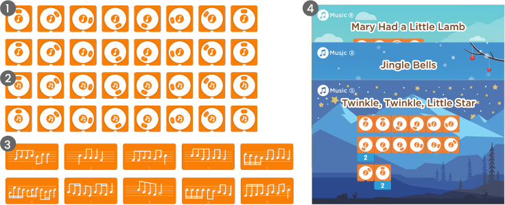 Coding for Jingle Bells - Coding Toys - Matatalab