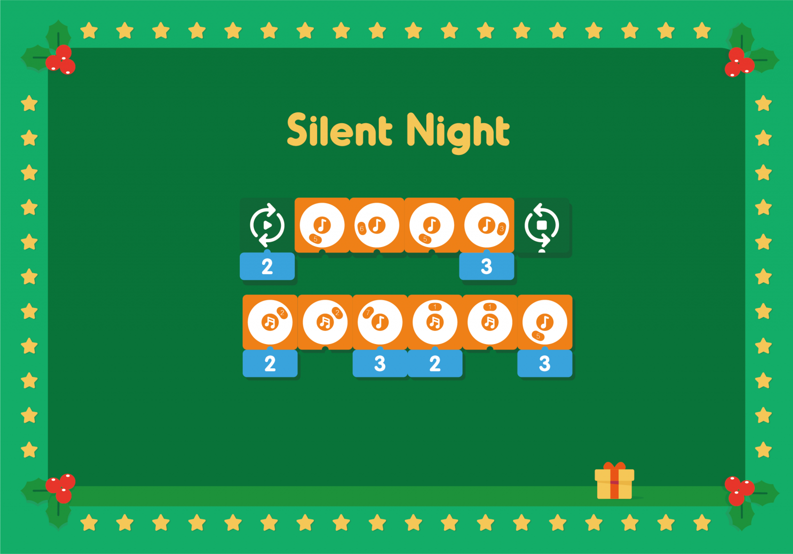 Silent Night STEM Toys for Kids - Matatalab