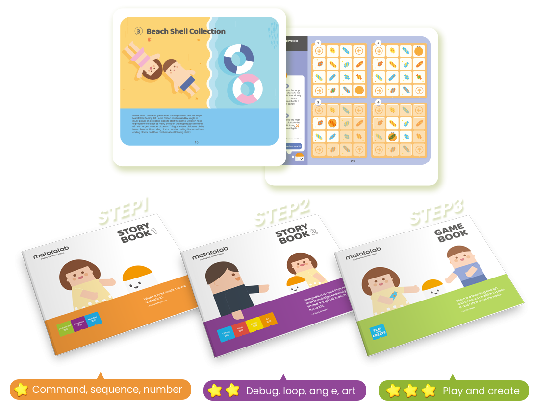 Matatalab STEM toys bundle - programming kit - Matatalab