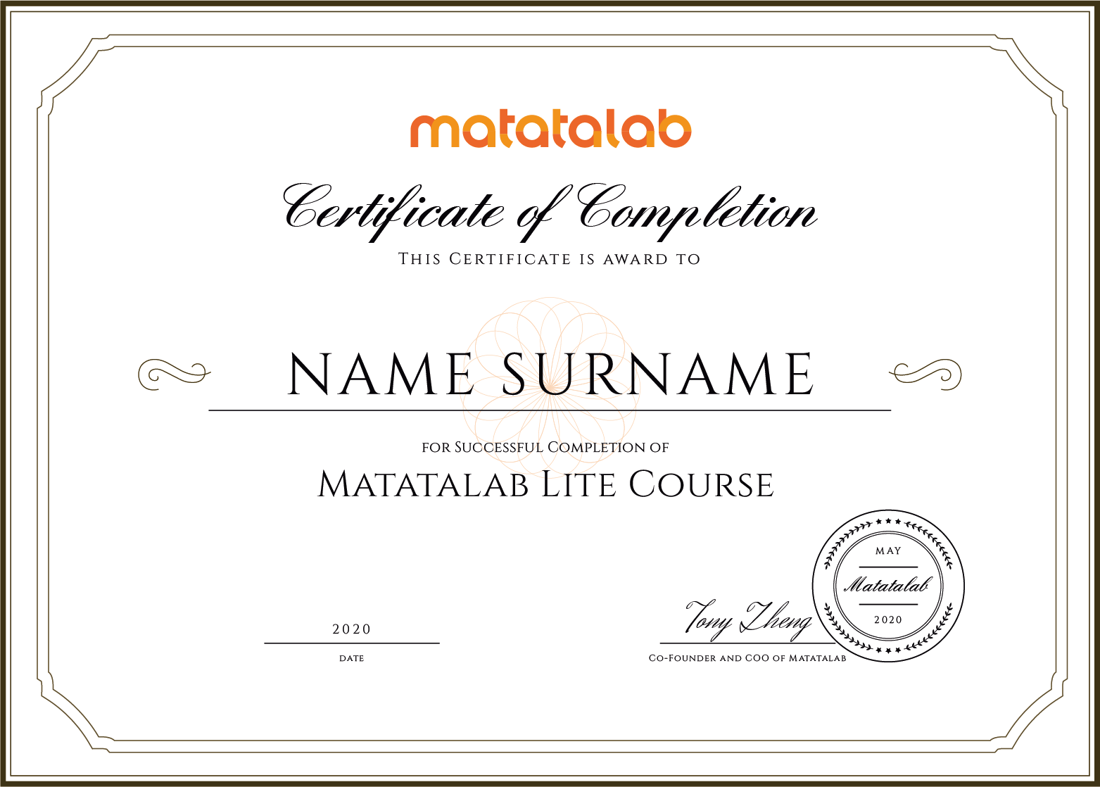Matatalab Lite Couse - Robots for Kids - Matatalab