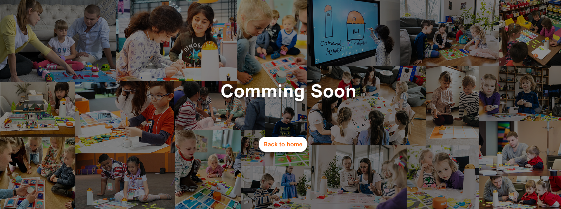 Comming Soon Page - Coding Kits for Kids - Matatalab