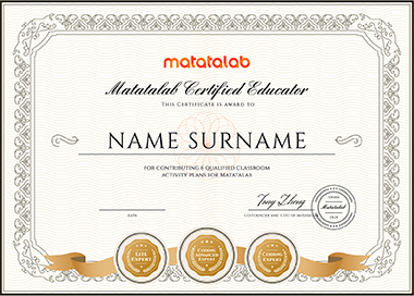 MCE Certification - STEM Toys - Matatalab