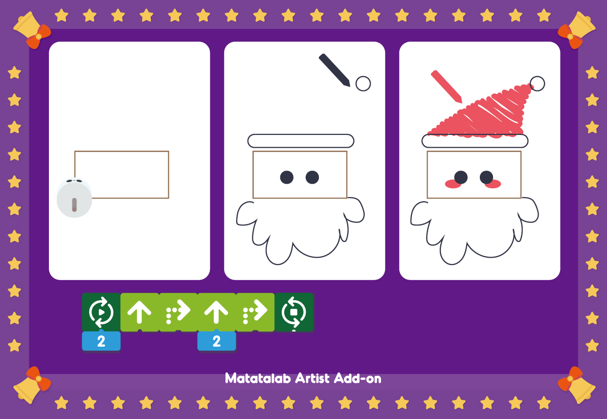 Painting Function - Coding Toys - Matatalab