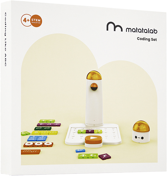 Matatalab Coding Set for 4+ years old kid - STEM Toys - Matatalab