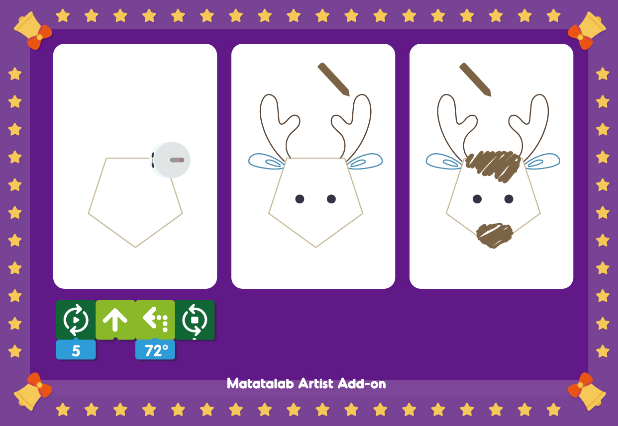 Drawing a Cow - STEM Toys - Matatalab