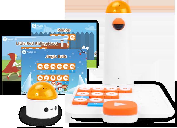 Jingle Bells Coding Program - STEM Toys - Matatalab