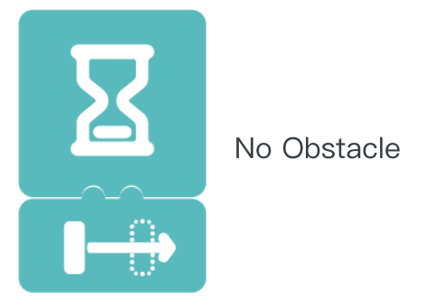 No obstacle light on STEM toys - Matatalab