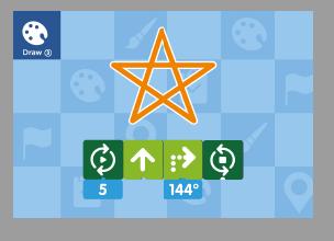 Star Icon on Programming Kit - Matatalab