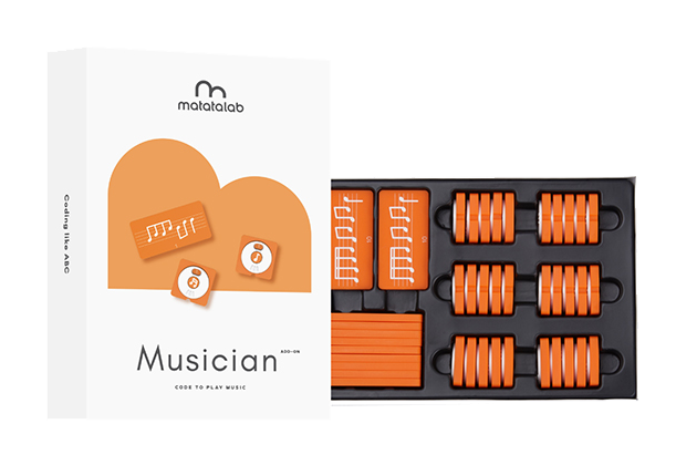 Matatalab Musician Robot - STEM Toys - Matatalab