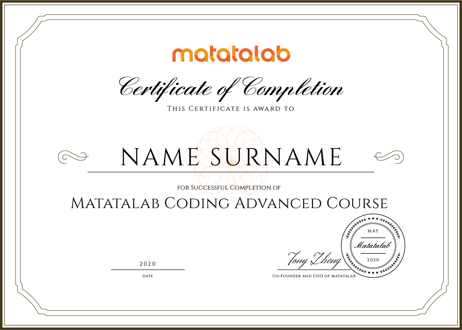 Matatalab Coding Advanced Course - Programming Toys - Matatalab