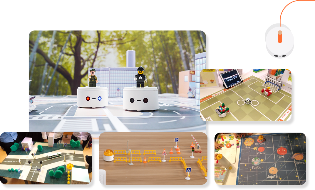 Matatalab Robot on the Road - Coding Kits for Kids - Matatalab