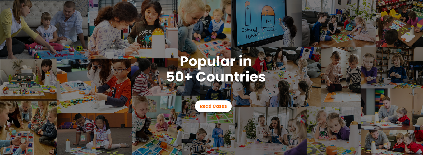 Matatalab Robots is Popular in 50+ Countries - Robotics for Kids - Matatalab