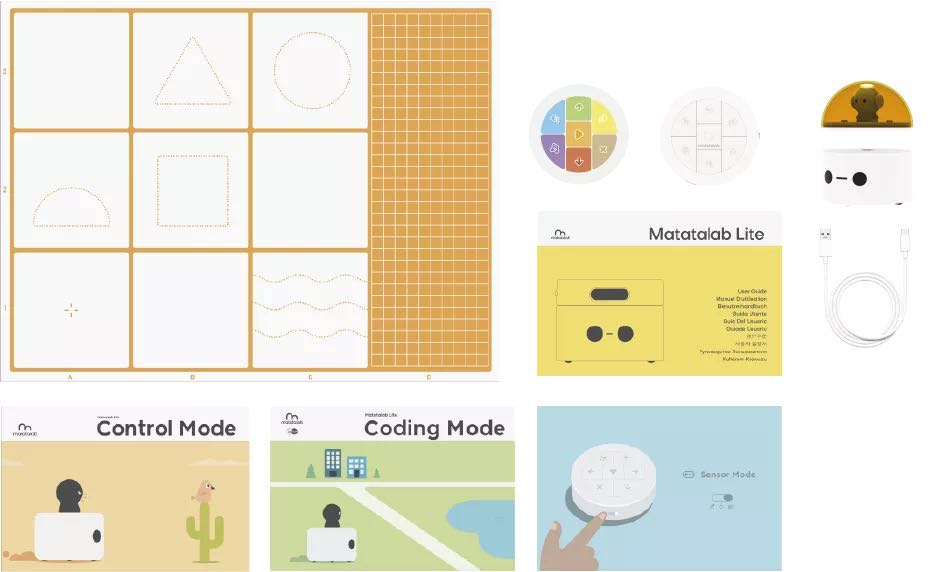 Matatalab Light Coding Mode - Coding Kits for Kids- Matatalab