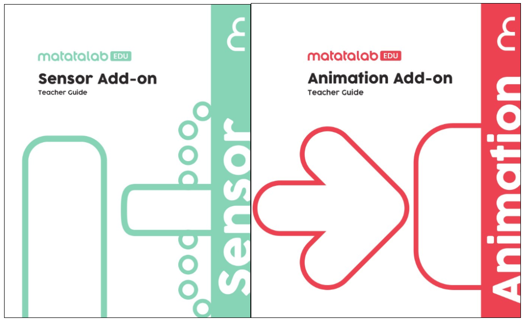Coding toy's sensor add-on and animation process - Matatalab