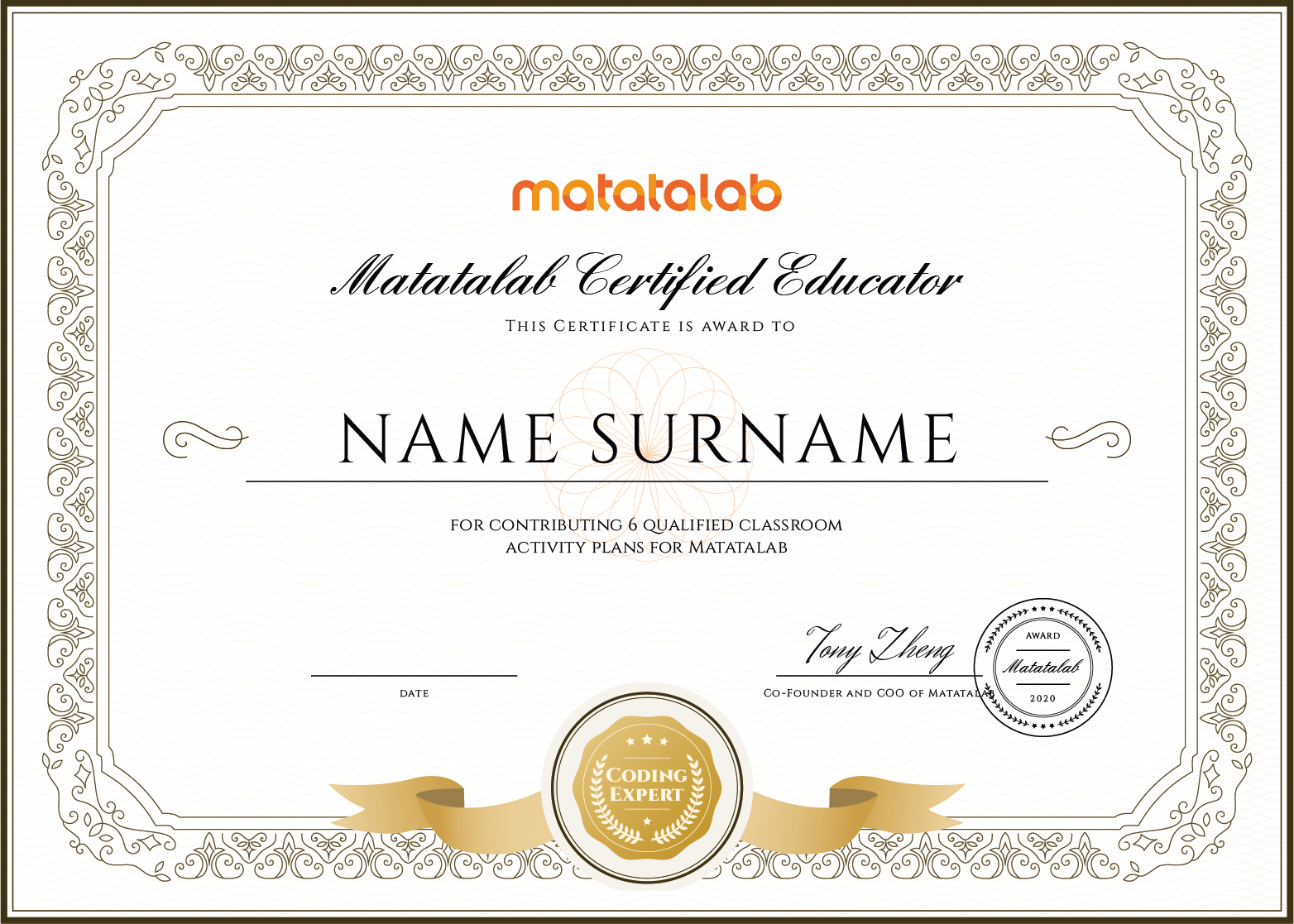 Matatalab Certification - Coding Toys for Kids - Matatalab