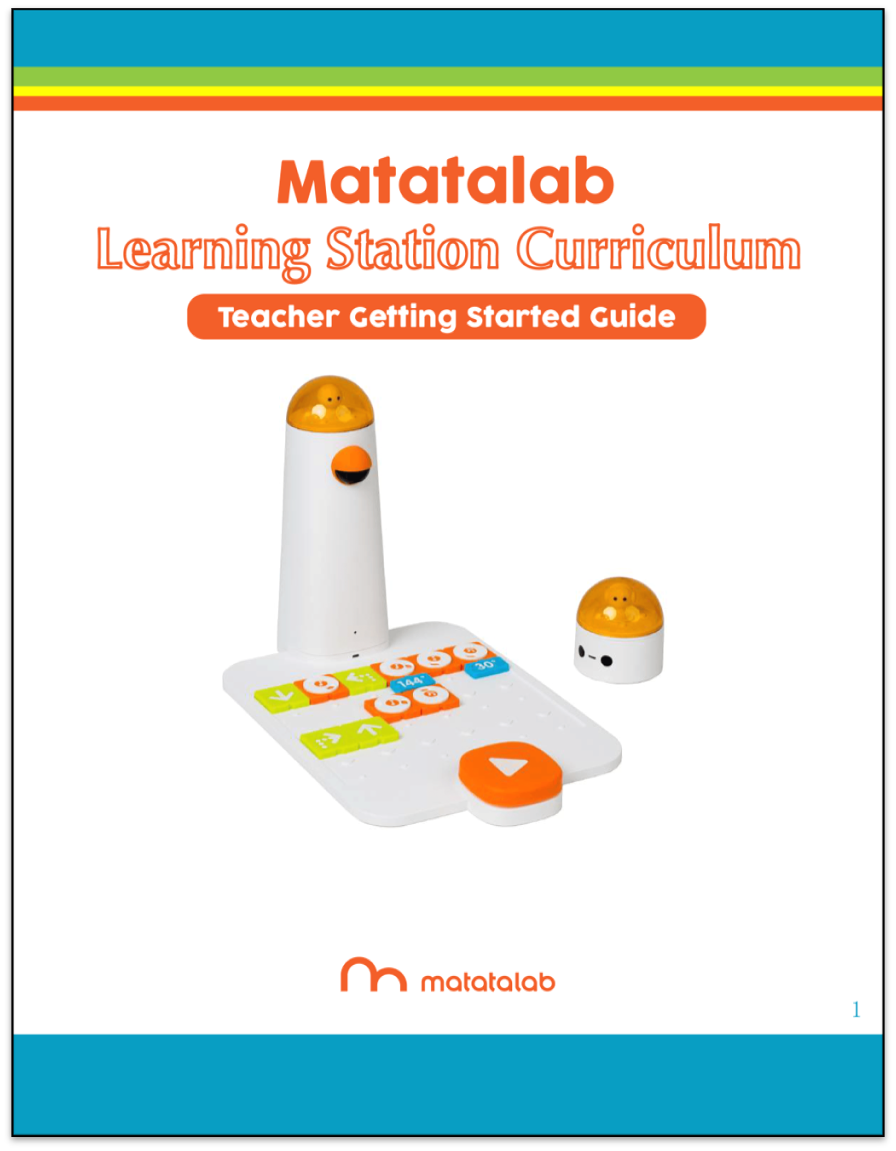 Teacher Getting Started Guide - Coding Kits for Kids - Matatalab