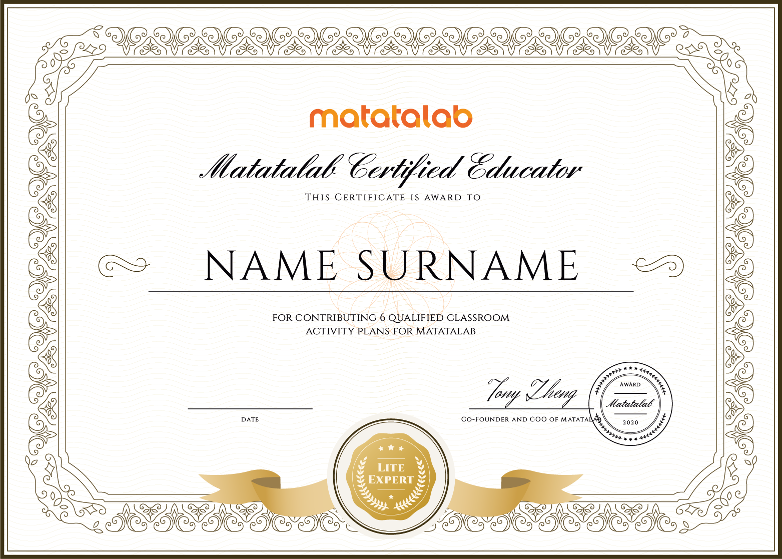 Matatalab Certified Teacher - Programming Kit - Matatalab