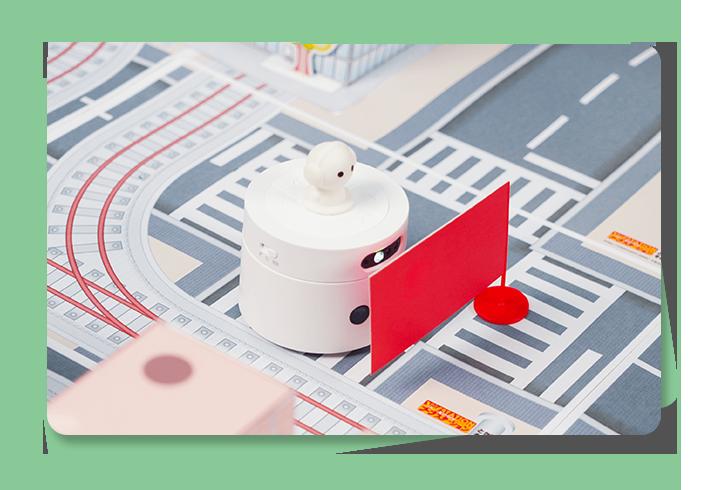 Matatalab Robot on The Cross Street - Programming Toys - Matatalab