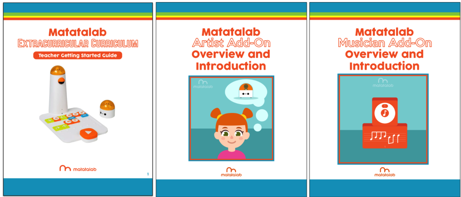 Matatalab artist add-on overview and introduction - Coding Toys - Matatalab